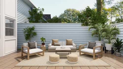 Furnishing For Outdoors Is an Art of Its Own